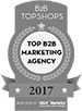 CHIEF MARKETER B2B TOP SHOPS