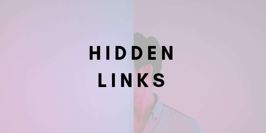 Hidden Links