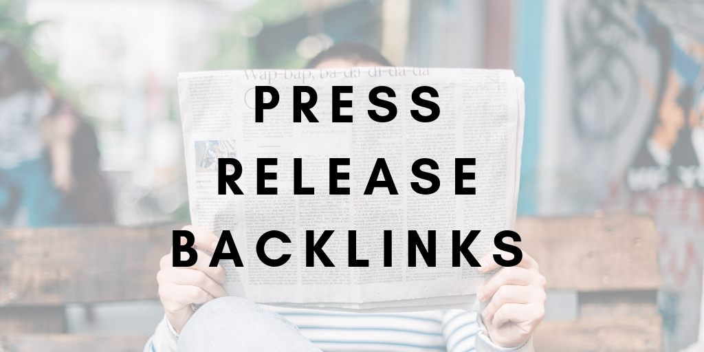 Press Release Backlinks