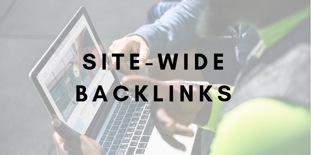 Sitewide Backlinks