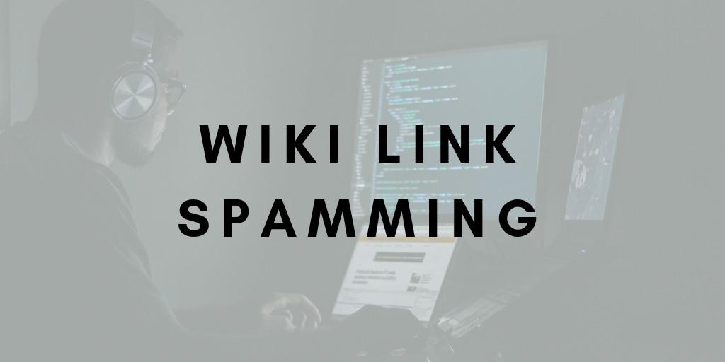 Wiki Link Building